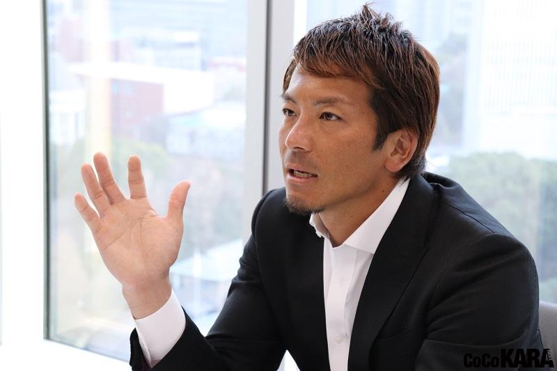 ソフトB・松田宣浩、プロ14年目の熱男の「現役論」とは?