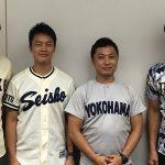 田中大貴アナが高校野球トークイベント第3弾を開催!「松坂世代たちが今、すべてを語る」