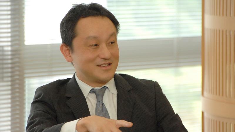 株式会社白寿生科学研究所 原浩之取締役副社長