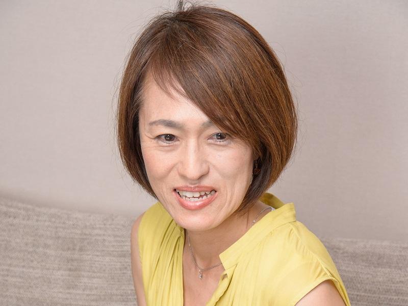 六角彩子選手