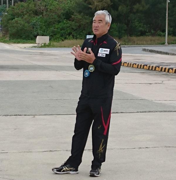 飯島健二郎さん