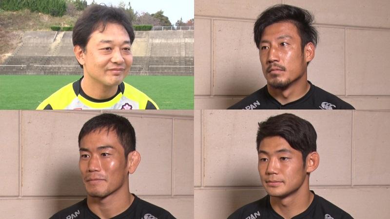 15人制に続け!「ワールドラグビー セブンズシリーズ」に挑む男子セブンズ日本代表が語る7人制ラグビーの魅力と東京五輪への展望
