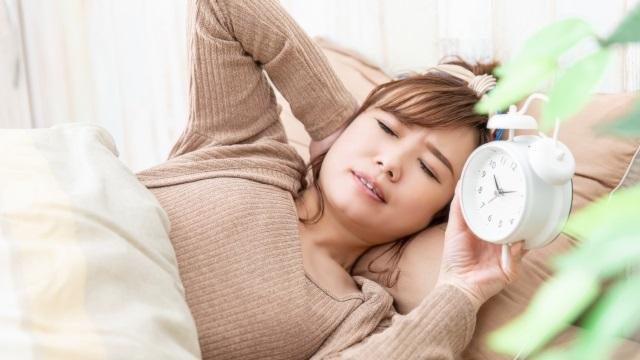 湧き出る眠気の原因とは